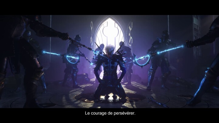 Cinématique de lancement de la bêta ouverte de Magic: Legends (VOSTFR)