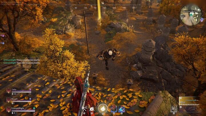 Naraka: Bladepoint illustre son gameplay