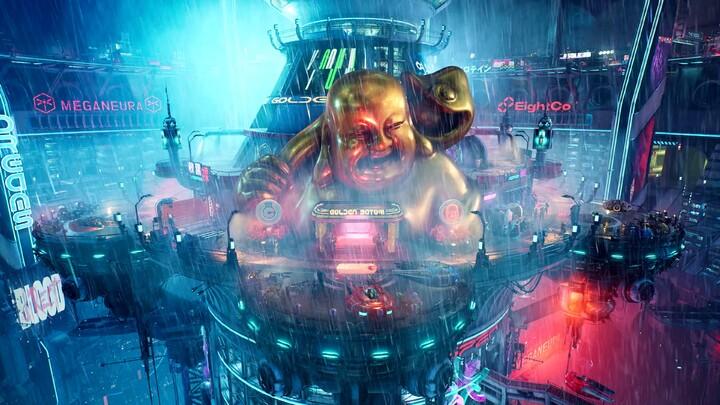 Aperçu du gameplay coop de l'Action-RPG The Ascent, exclusif Xbox (4K, 60 FPS)
