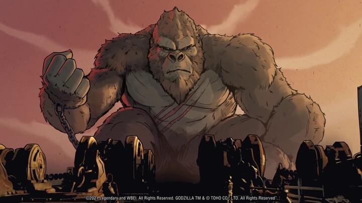 """Bande-annonce de l'événement """"Godzilla vs. Kong"""" de World of Warships"""