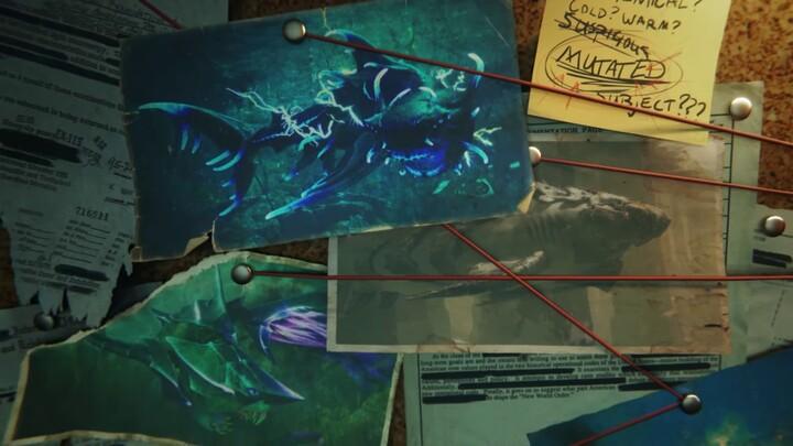 Trailer d'annonce de Maneater : Truth Quest