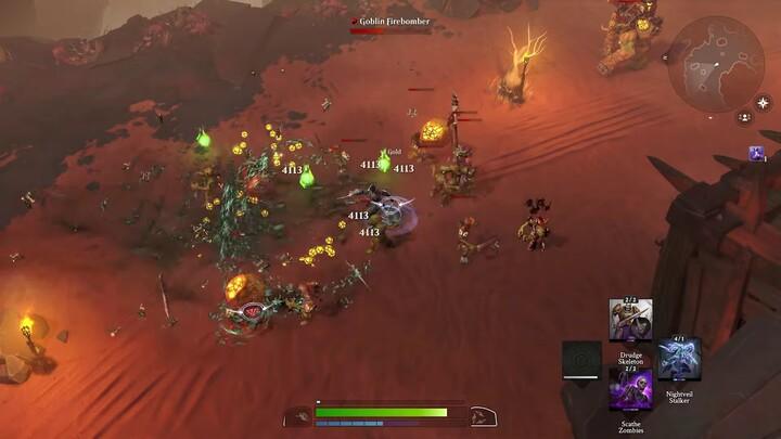 Aperçu du gameplay de la classe Assassin de Dimir de Magic: Legends