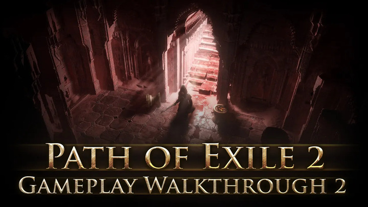 20 minutes de gameplay de Path of Exile 2