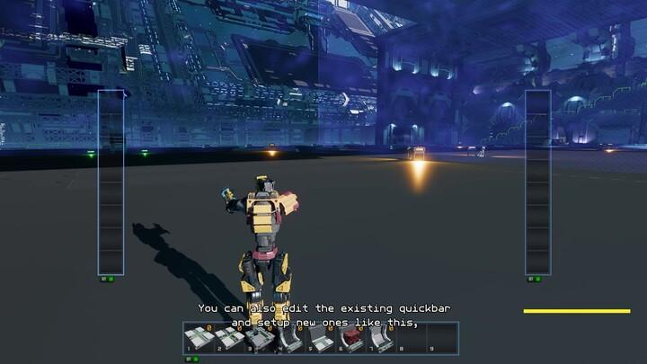 Présentation de l'outil de création de vaisseaux simplifié du MMO Starbase