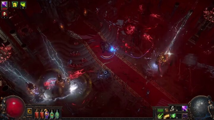 "Bande-annonce de l'extension ""Echoes of the Atlas"" (3.13) de Path of Exile"