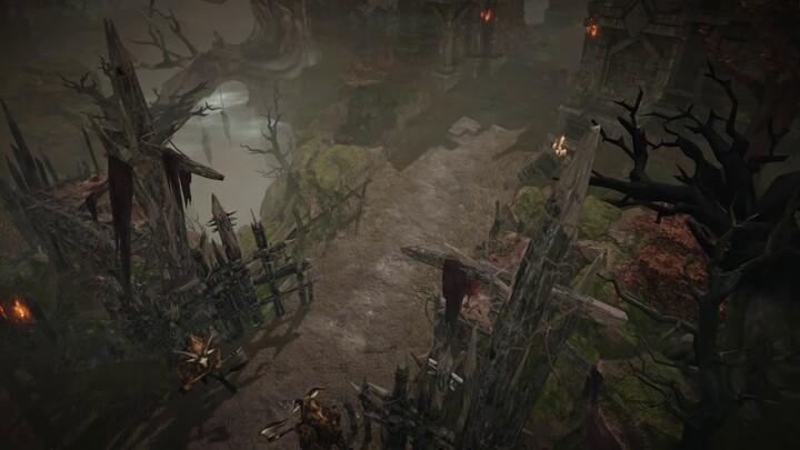 Présentation des contenus de haut niveau de Diablo Immortal