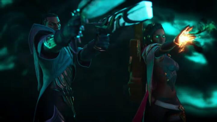 """Le MOBA League of Legends annonce sa saison 2021 avec la cinématique """"La ruine"""""""