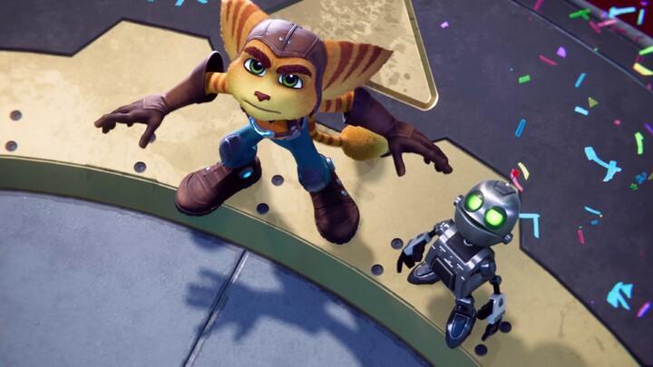 Bande-annonce de gameplay de Ratchet & Clank: Rift Apart