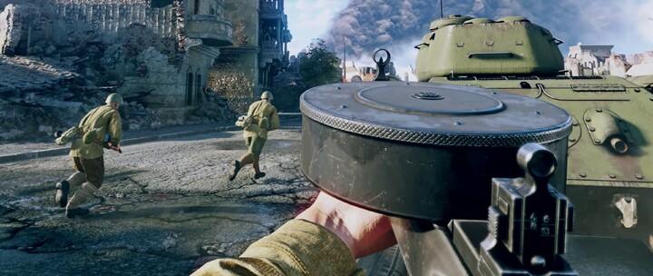 """Bande-annonce de la campagne """"Bataille de Berlin"""" d'Enlisted"""