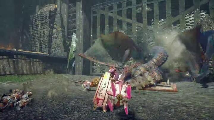Monster Hunter Rise déploie sa mise à jour 2.0