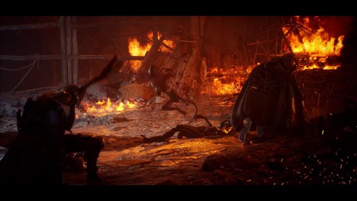 Bande-annonce « le Commencement de la Guerre » d'Odin: Valhalla Rising