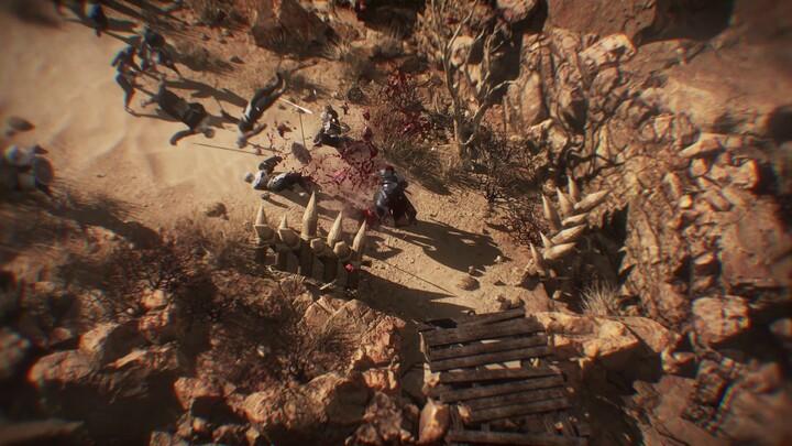 Premier aperçu du gameplay d'Undecember