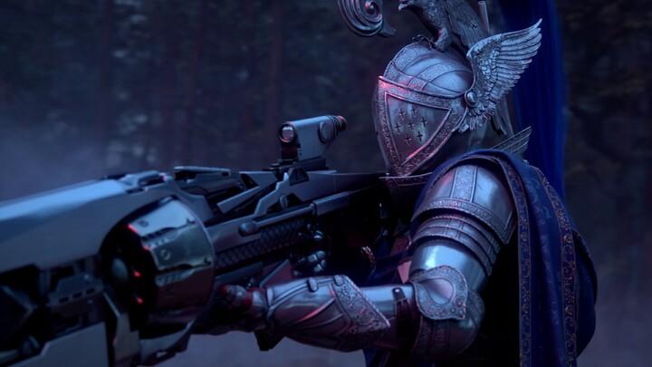 Première bande-annonce cinématique de Quantum Knights