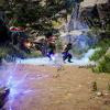 Premier aperçu du gameplay du shooter online Quantum Knights