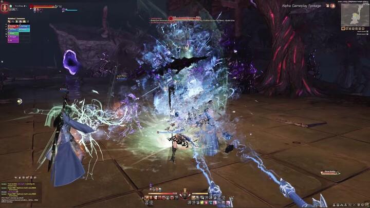 Gameplay de donjon : exploration du Temple de la miséricorde cauchemardesque de Swords of Legends Online