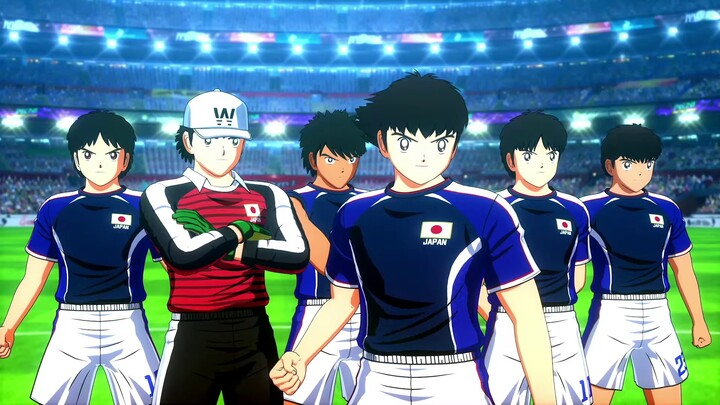 Une démo de Captain Tsubasa: Rise of New Champions disponible sur PS4 et Switch