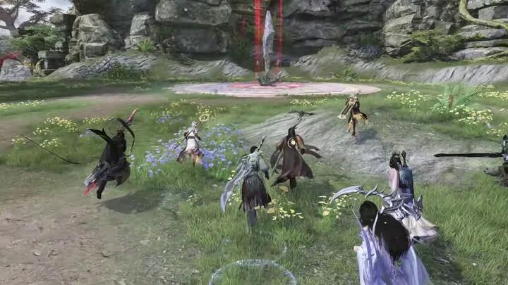 Swords of Legends Online tease son système PvP
