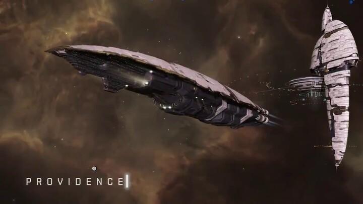 EVE Echoes: Présentation des nouveaux vaisseaux de la mise à jour de Mai 2020