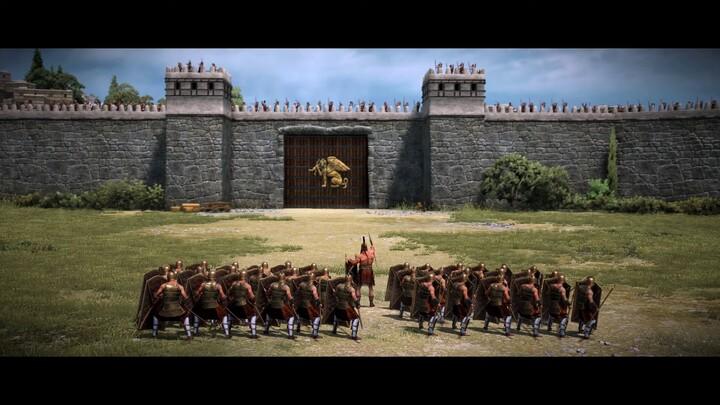 """Le pack de factions """"Ajax & Diomedes"""" s'annonce dans A Total War Saga: Troy"""