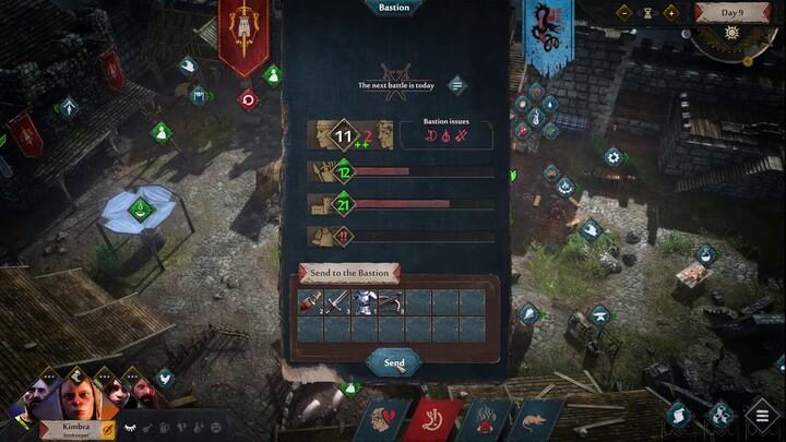 Bande annonce de lancement de Siege Survival: Gloria Victis