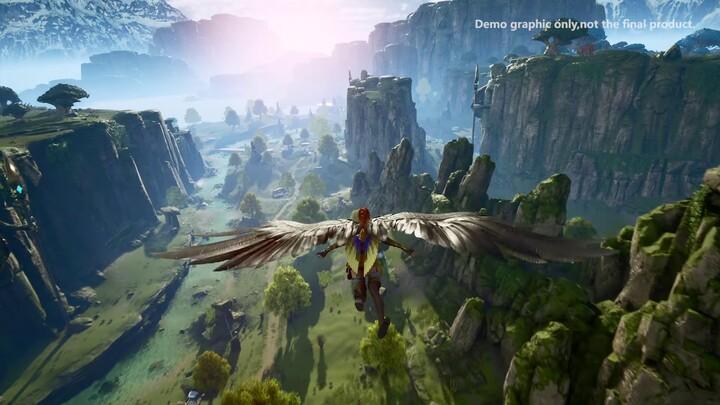 NetEase Connect 2021 - Bande-annonce du MMORPG Project Ragnarök
