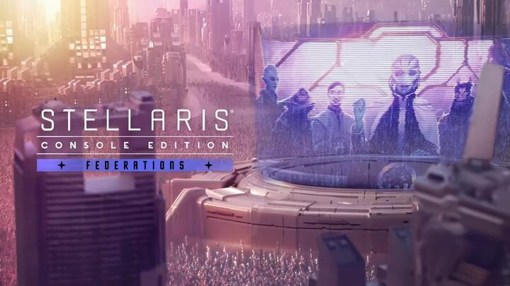 PDX Con 2021 : Stellaris reçoit un nouveau pass saisonnier sur consoles