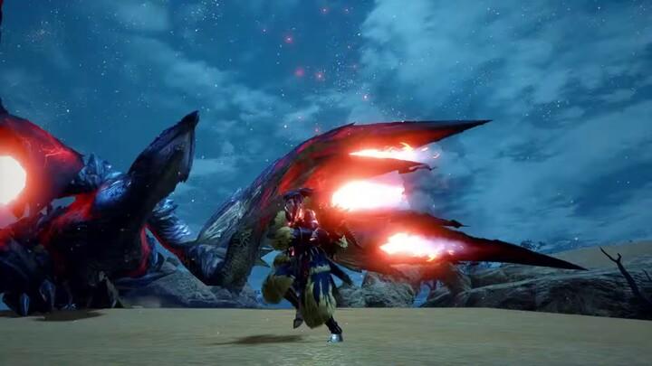 Monster Hunter Rise déploie sa mise à jour 3.0