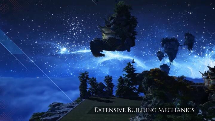 Aperçu du housing de Swords of Legends Online