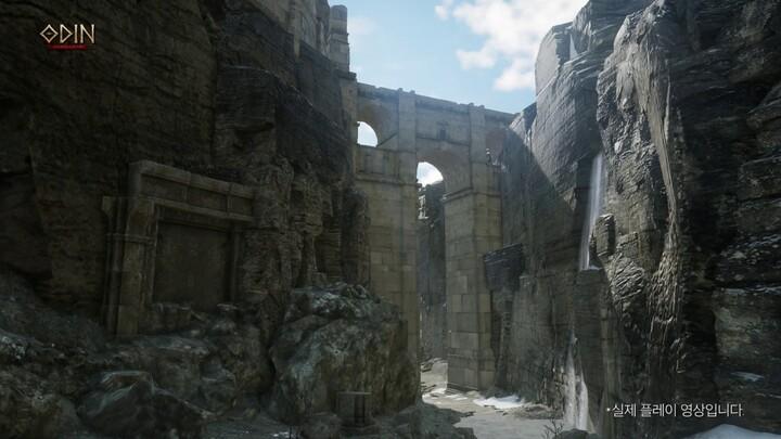 Exploration de l'univers ouvert d'Odin: Valhalla Rising