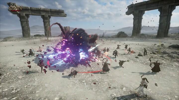 Aperçu des raids de boss d'Odin: Valhalla Rising
