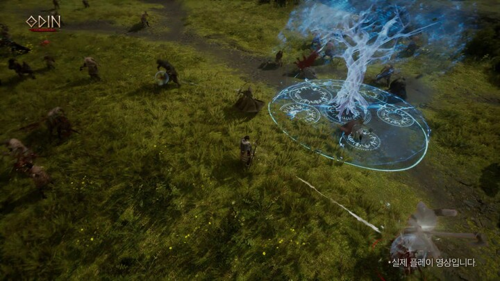 Aperçu des quatre classes jouables d'Odin: Valhalla Rising
