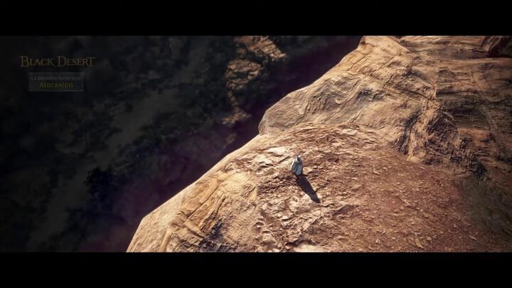 Premier aperçu du donjon Atoraxion de Black Desert Online