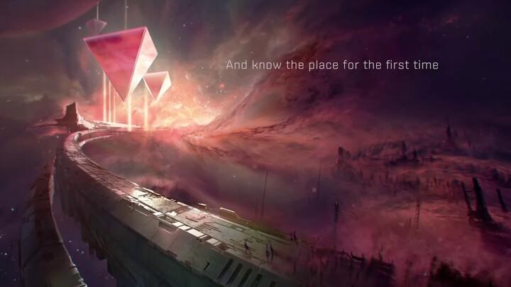 """EVE Echoes: Bande annonce de lancement de la mise à jour """"Exploration"""""""