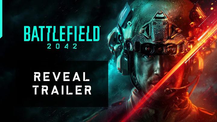 Première bande-annonce de Battlefield 2042