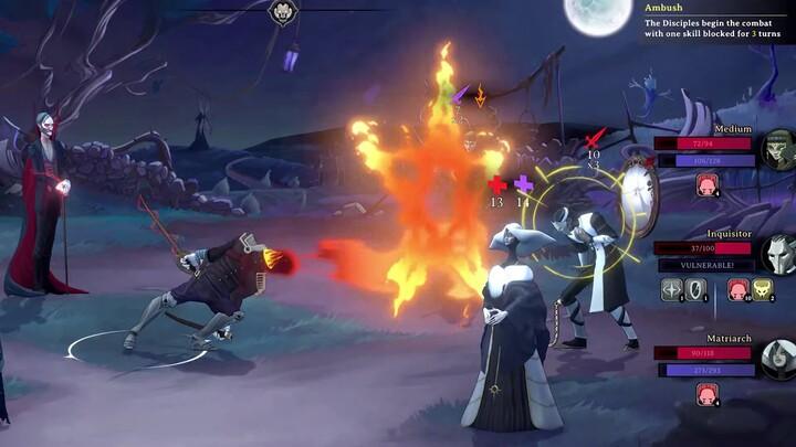 Rogue Lords se dévoile en images