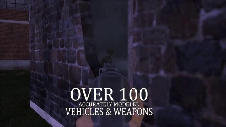 Bande-annonce de WWII Online
