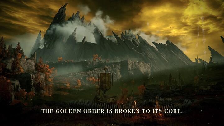 Premier aperçu du gameplay d'Elden Ring