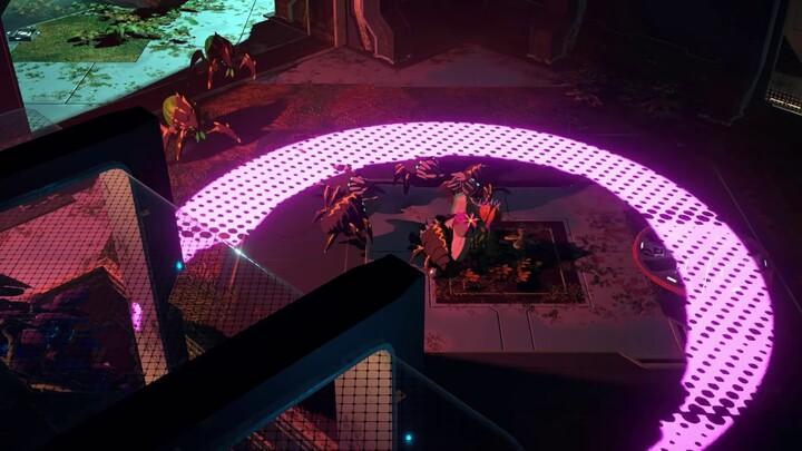 E3 2021 - Summer Game Fest - Endless Dungeon dévoile un extrait de gameplay