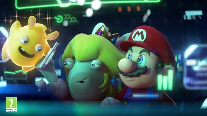 E3 2021 - Ubisoft Forward - Bande-annonce de Mario + Rabbids - Sparks of Hope