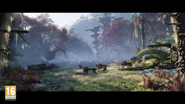 E3 2021 - Ubisoft Forward - Première bande annonce pour Avatar: Frontiers of Pandora