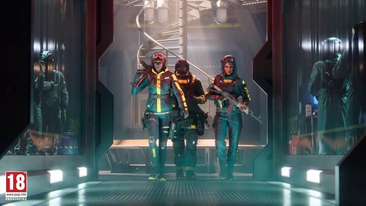 E3 2021 - Ubisoft Forward - Une présentation du gameplay de Tom Clancy's Rainbow Six: Extraction