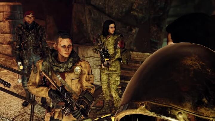E3 2021 - Xbox&Bethesda Showcase - Fallout 76 accueille la Confrérie de l'Acier