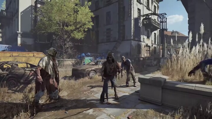 E3 2021 - Pc Gaming Show - Dying Light 2