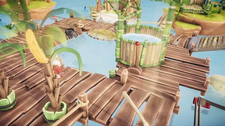 E3 2021 - PC Gaming Show - Lumberhill disponible dés maintenant