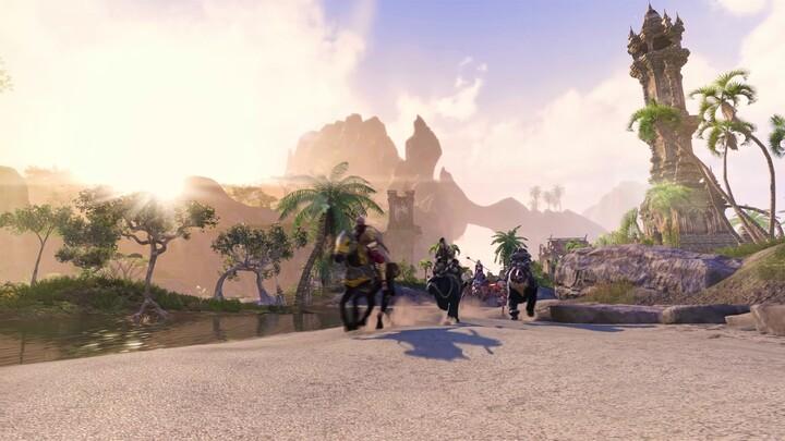 Aperçu de l'optimisation pour consoles d'Elder Scrolls Online