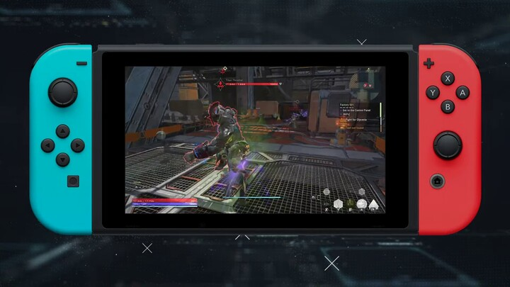 Aperçu du gameplay du Saronide de Skyforge sur Nintendo Switch