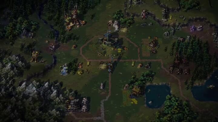 E3 2021 - PC Gaming Show - Songs of conquest, un héritier des HOMM, se dévoile un peu plus !
