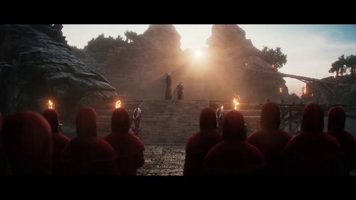 """Première cinématique de l'extension """"Les Portes d'Oblivion"""" d'Elder Scrolls Online"""