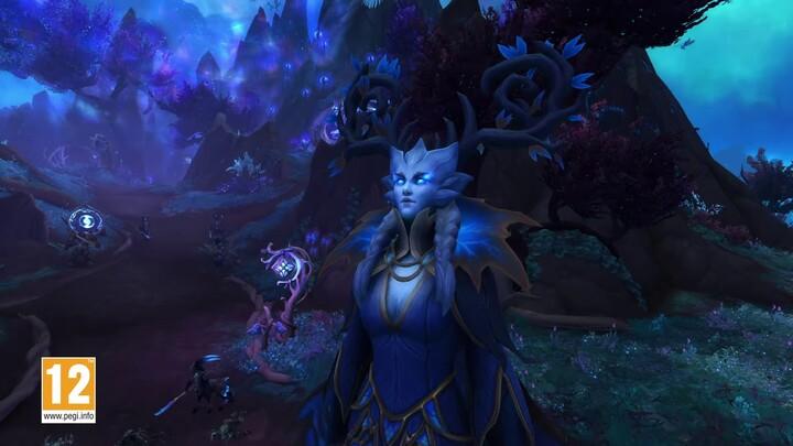 Bande-annonce de la mise à jour 9.1 « Les chaînes de la domination » de World of Warcraft: Shadowlands