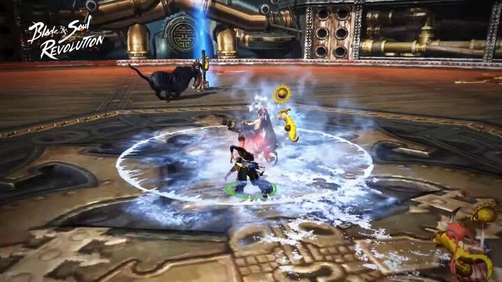 Blade & Soul Revolution déploie son Acte 5 : nouvelle classe et nouveau donjon